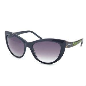 Just Cavalli Animal Print Cat Eye Sunglasses